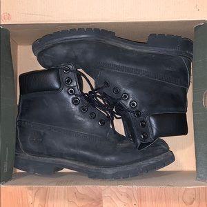 Timberland Premium Boots Black
